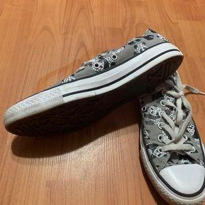 Converse Sneakers Geometric Panda Size 7W